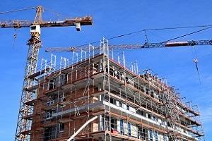 Year-on-year housing construction costs with a 2.2% increase - May 2019